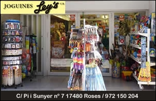 Carnaval de Roses, Joguines Ley's a Roses